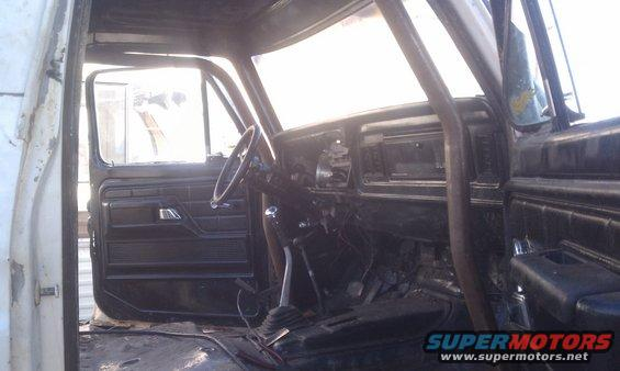 78 Bronco Roll Cage