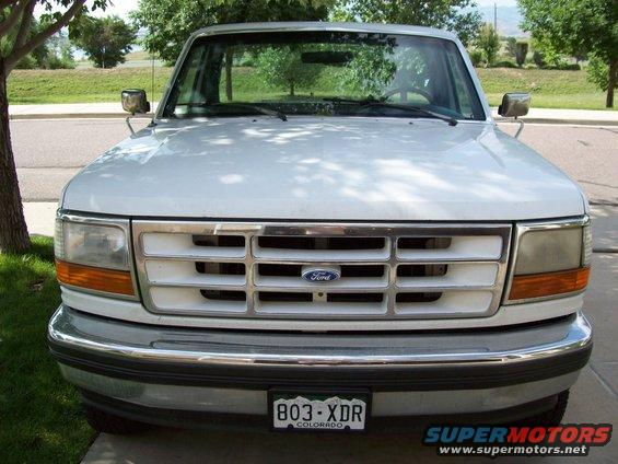 Mtn View Ford >> Carcass replacement, 1993, F150, Short Bed, Flareside 4X4 - Ford Bronco Forum