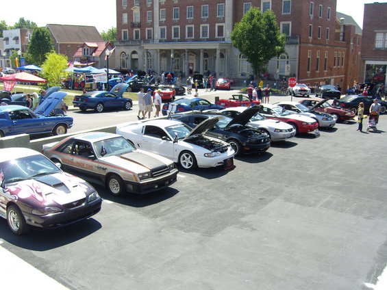 Pics from mustang alley somerset ky mustang evolution for T t motors somerset kentucky