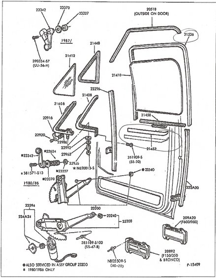 88 ford bronco fuse link  88  free engine image for user