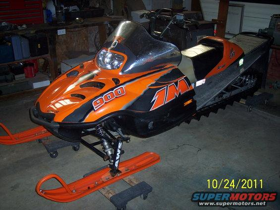 Black Diamond Extreme Arctic Cat