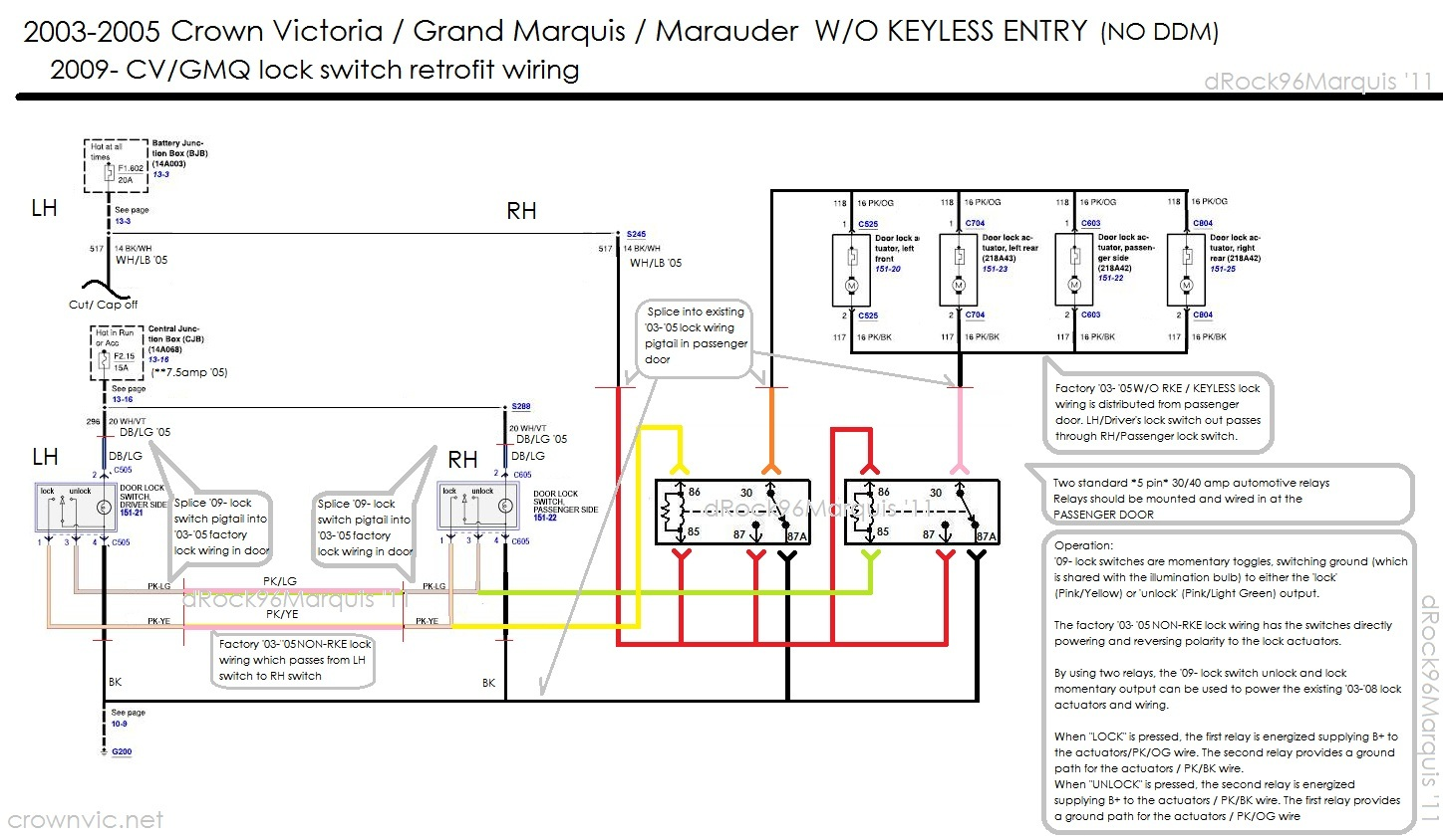 Grand Marquis 2009 Wiring Diagram : 33 Wiring Diagram Images ... on mercury 4.6 engine diagram, 2001 crown victoria wiring diagram, 2000 grand marquis engine diagram, nissan 370z wiring diagram, chevy metro wiring diagram, saturn aura wiring diagram, mitsubishi starion wiring diagram, 1965 mustang color wiring diagram, mercury zephyr wiring diagram, mercury grand marquis fuse box diagram, chevy silverado 1500 wiring diagram, 2001 mercury grand marquis engine diagram, chrysler aspen wiring diagram, mercury sable wiring-diagram, mercury grand marquis serpentine belt diagram, mercury milan wiring diagram, 1997 grand marquis radio wiring diagram, mercury wiring harness diagram, saturn astra wiring diagram, ford aerostar wiring diagram,