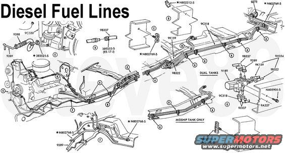 7 3 Ford Diesel Diagrams Com