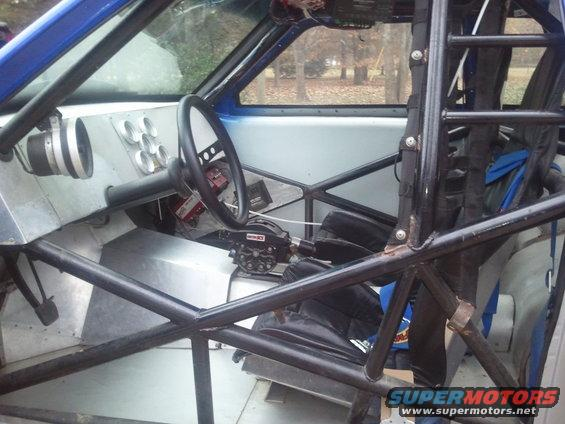 For Sale 1980 Mustang Coupe Drag Car 533 Big Block