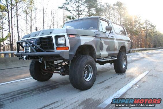 Vote foty 2012 now page 6 ford bronco forum for Starr motors off road