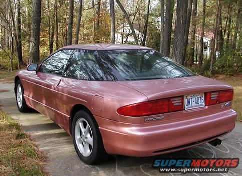 1994 Ford Probe Pink Panther Picture