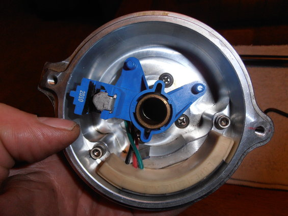 Distributor Pick Up Question Ford Bronco Forum