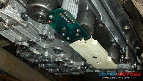E4od No Forward Gears Unless Od Is Off Ford Bronco Forum