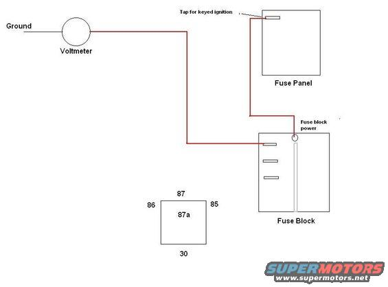 1992 Ford Bronco    Diagrams    picture   SuperMotors