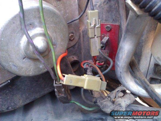 Flame Blower Motor Power 05000 : Ac heat blower not working ford bronco forum