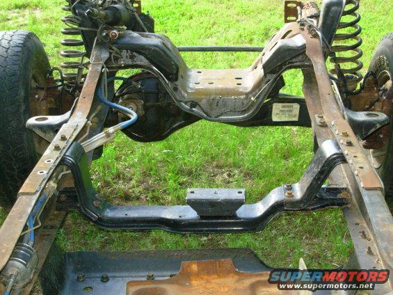 Zf 4x4 Crossmember Page 2 Ford Truck Enthusiasts Forums