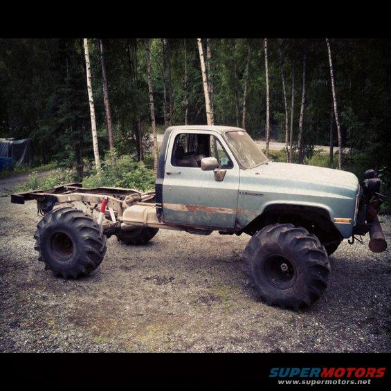Chevy Gmc Square Body Crew Cabs Page 2 Alaska 4x4 Network