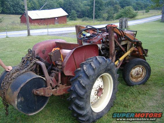 IH 240 Utility Hydraulics Problems - MyTractorForum com - The