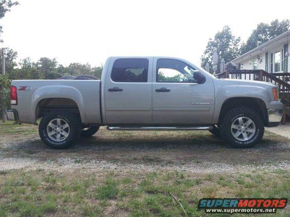 Re Official Leveling Kit Pictureinfo Thread