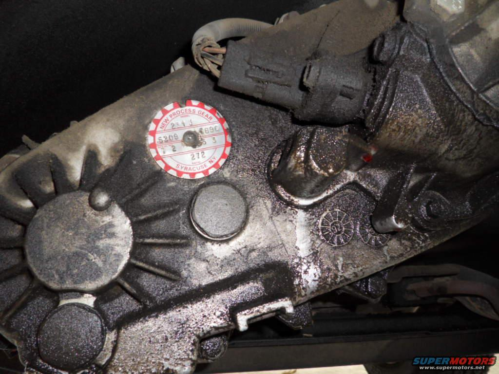 Transfer Case Leak Jeep Cherokee Forum