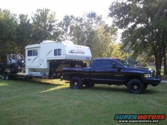 Lets see your Trailers with campers: Homemade - Page 13