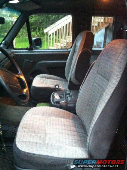 Seat Mount Differences Between 1989 And 1992 Ford Truck Enthusiasts Forums