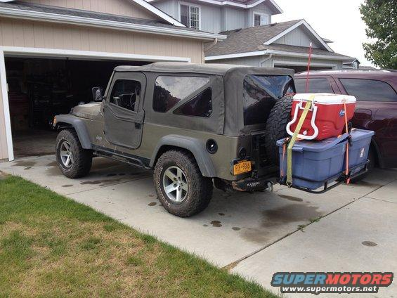 Camping Mod Idea S Rubicon Owners Forum
