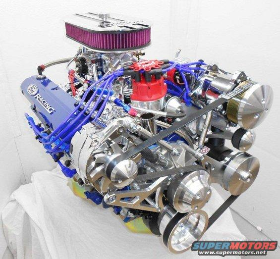 1982 ford bronco engine factory 427 stroker picture for Ford stroker motor sizes