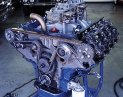 "Featured Powerplant: 427 SOHC ""Cammer"""