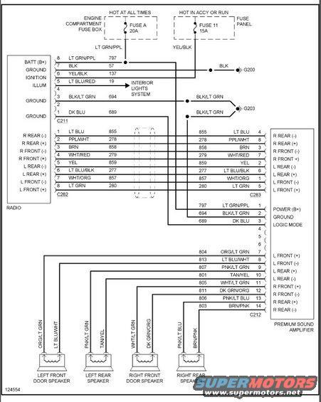 96 bronco radio circuit premium alt= pioneer deh 1100mp wiring schematics wiring diagram and pioneer deh 4300ub wiring diagram at sewacar.co