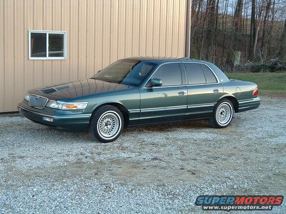 1995 Mercury Grand Marquis >> 1995 Mercury Grand Marquis Pictures Photos Videos And