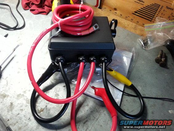 Sensational Badlands Winch Solenoid Wiring Wiring Diagram Wiring 101 Taclepimsautoservicenl