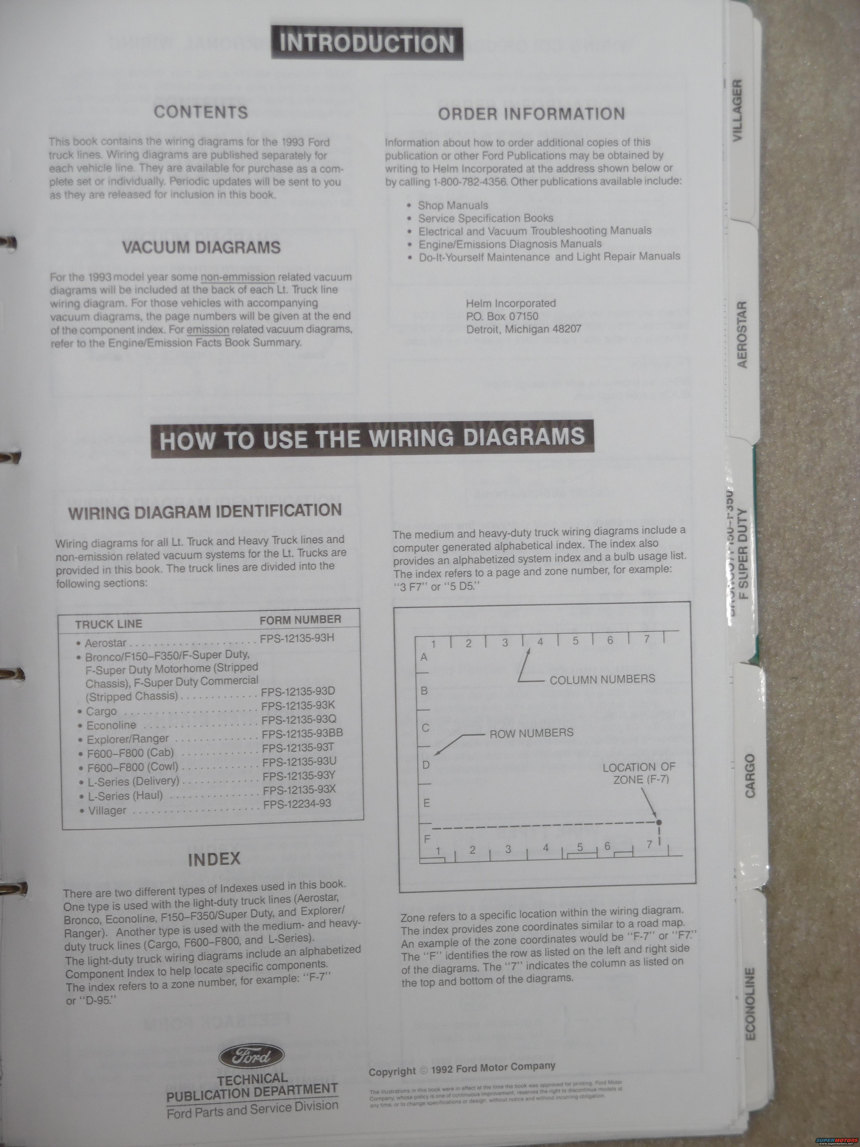 1983 Ford Bronco 93 Truck Wiring Picture Motor Company Diagrams
