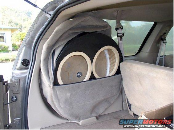 2003 Ford Excursion Spare Tire Sub Picture Supermotors Net