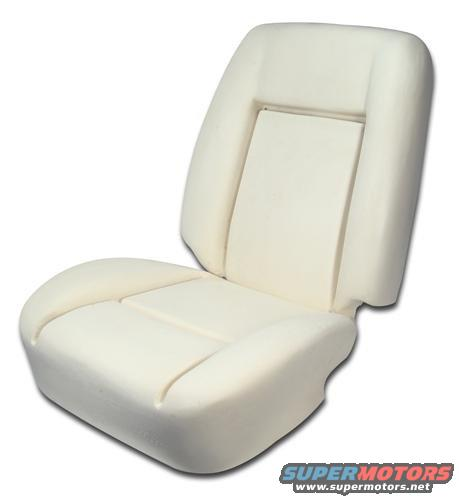 Replace Bronco Seat Foam With Mustang - Ford Bronco Forum
