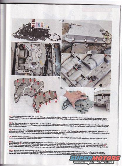 c-6 shift kit article in hot rod mag  Img_20190223_0012