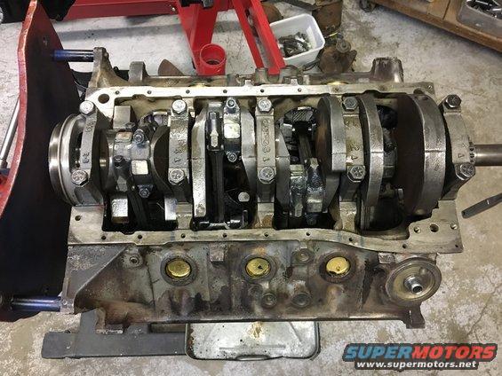 "Fresh built 460 +.040"" short block / complete engine Image1-(3)"