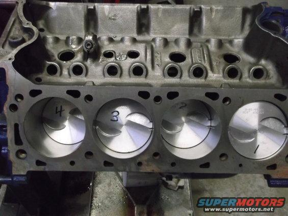 "Fresh built 460 +.040"" short block / complete engine Dscf1967"