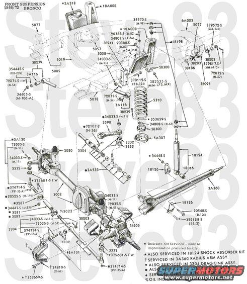 1976 Ford Bronco Tech Diagrams Pictures  Videos  And Sounds