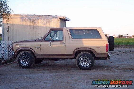 1985 Ford Bronco Pictures Photos Videos And Sounds