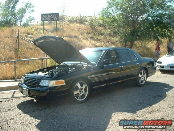 Show  Kenny Brown Crown Victoria Lx Sport The Owner Is
