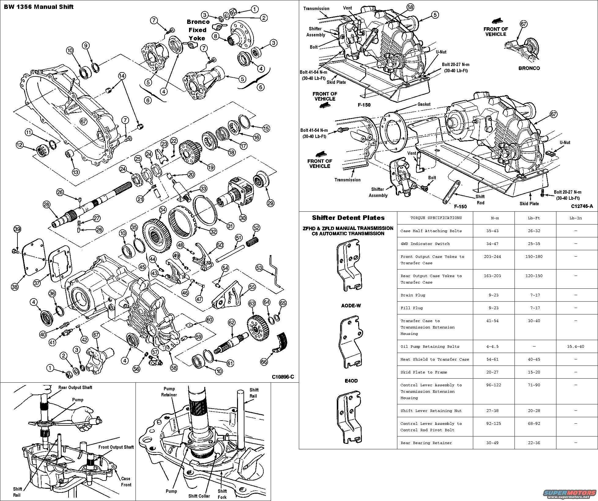 2004 Ford F150 4x4 Transmission Diagram Best Secret Wiring 1994 F 150 Engine 94 Transfer Case Get Free Image Problems