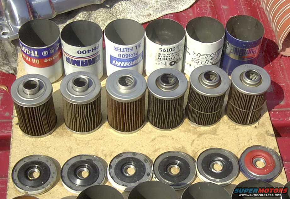 Motorcraft Oil Filter Sho Forum