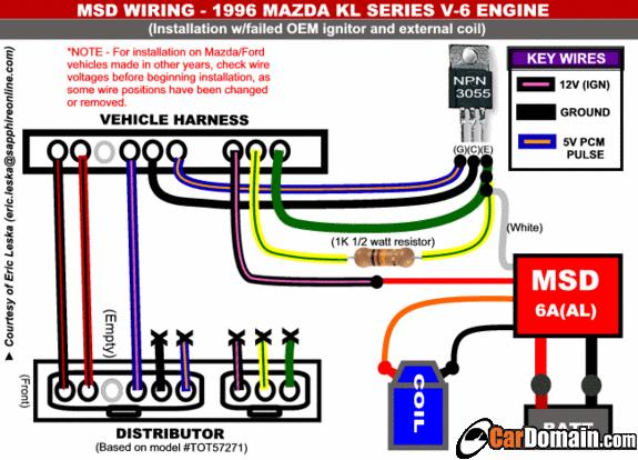 msd wiring 6al 96pgt obd connector wiring diagram wiring diagram and schematic design obd socket wiring diagram at bayanpartner.co