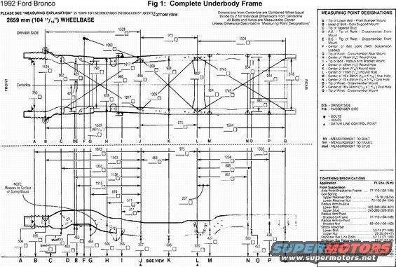 f 150 frame diagram 1983 ford bronco diagrams picture supermotors net  1983 ford bronco diagrams picture