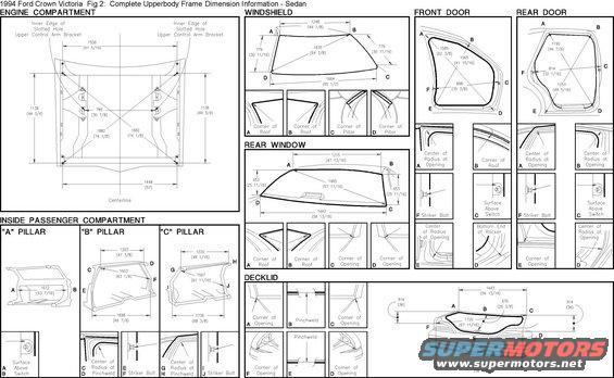1994 Ford Crown Victoria Diagrams Pictures  Videos  And Sounds