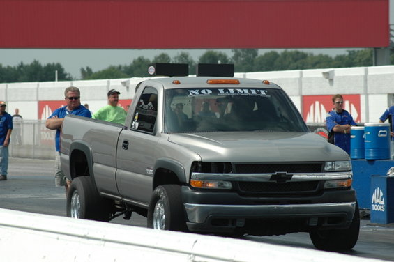 No Limit Diesel >> 2006 Gmc Sierra 2500 Pro Street Trucks Picture Supermotors Net