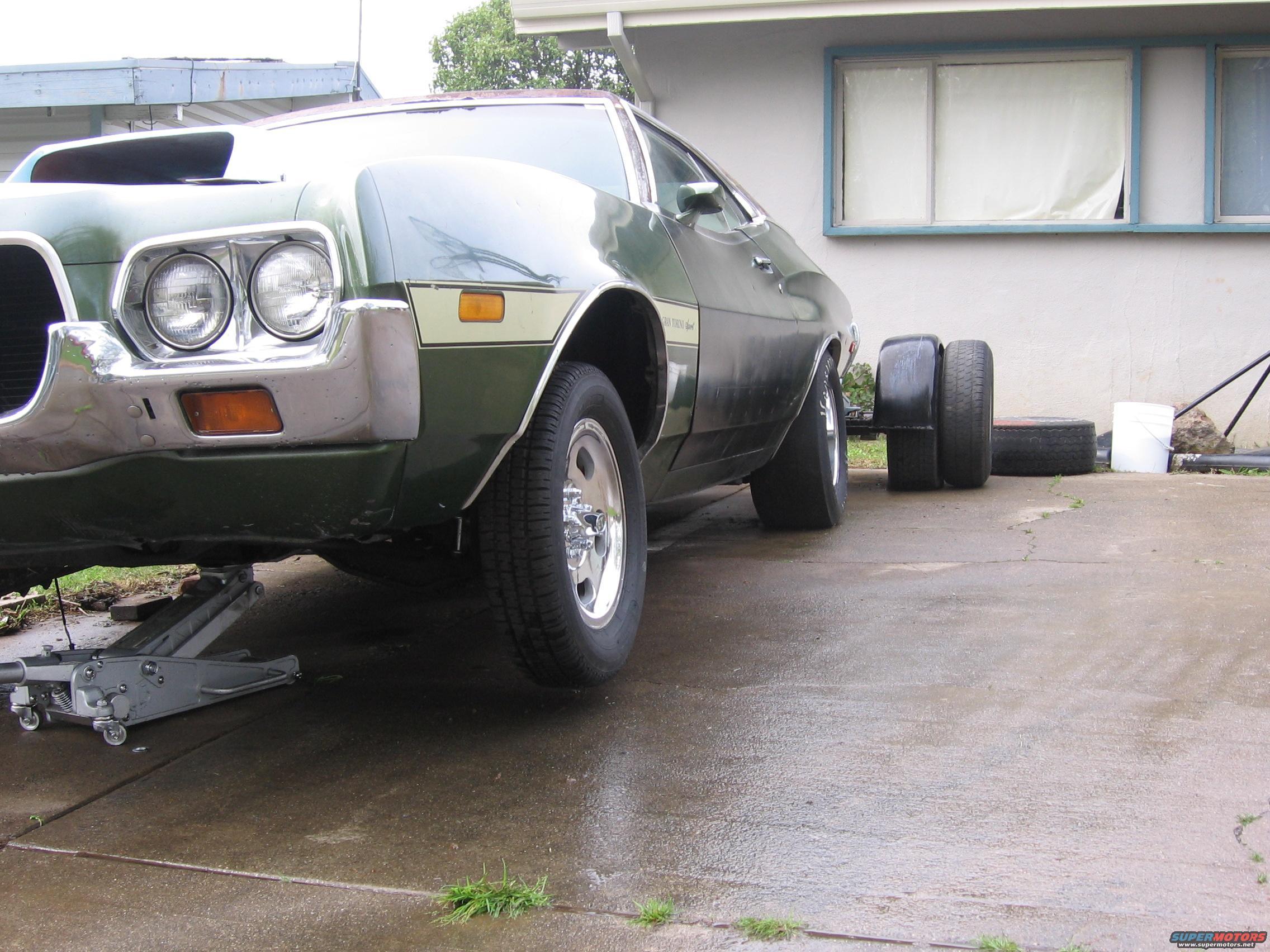 1972 Ford Ranchero sand trap picture | SuperMotors net