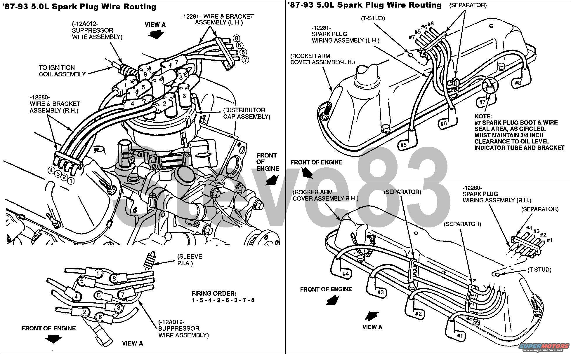 Ford 4 0 Engine Diagram Spark Plug Wiring Diagrams Ranger Cylinder Order 96 Firing 3 Autos Post 2003 Fuse 40