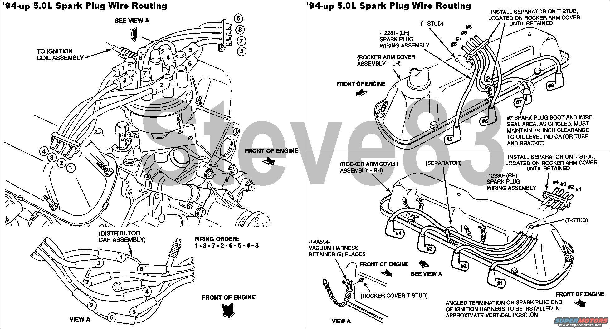 Ford Bronco 2 Engine Wiring Harness Schematics Diagram 83 Mustang 1983 Tsbs Fsas Recalls For 96 Broncos F150s 1988 Wire