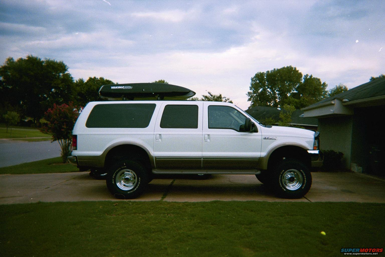 Ford Box Truck >> 2002 Ford Excursion mods picture | SuperMotors.net
