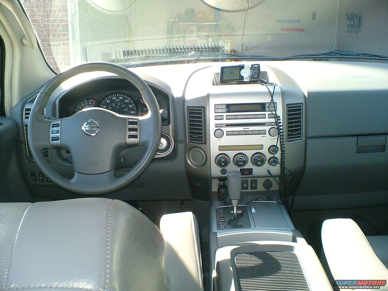 Nissan 2018 >> 2006 Nissan Armada Interior picture | SuperMotors.net