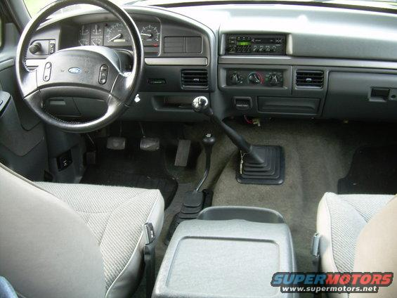 Anyone done a 5.0 auto to manual trans swap? - F150online ...