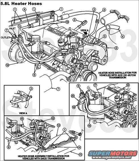 Ford 5 8l Vacuum Diagram 86