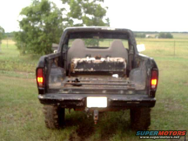 Bench Seat Replacement - Ford Bronco Forum